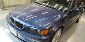 BMW アルピナ ボディコーティング ガラスコーティング クリスタルコーティング 大阪 東大阪 カービューティ・マジック