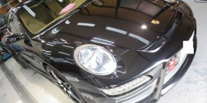 ガラスコーティング ボディコーティング クリスタルコーティング カーコーティング カービューティ・マジック 大阪 東大阪 ポルシェ 911