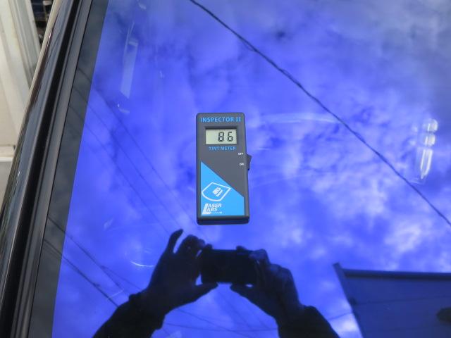 ースト フィルム施工 遮熱フィルム カーフィルム 反射フィルム シャインゴースト 東大阪 カービューティ・マジック