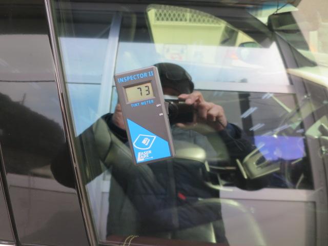 ゴースト フィルム施工 遮熱フィルム カーフィルム 反射フィルム ファインゴースト 東大阪 カービューティ・マジック