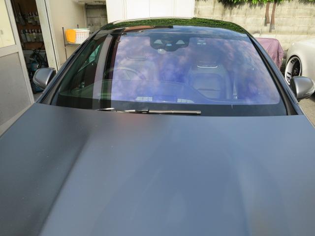 ゴースト フィルム施工 遮熱フィルム カーフィルム 反射フィルム ゴーストネオ 大阪 東大阪 カービューティ・マジック