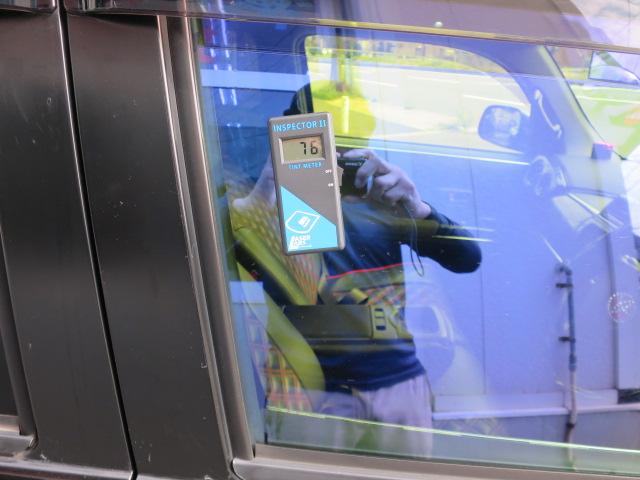 ゴースト フィルム施工 遮熱フィルム カーフィルム 反射フィルム ゼノンゴースト 大阪 東大阪 カービューティ・マジック